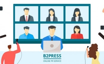 Organize a virtual press conference in 4 steps